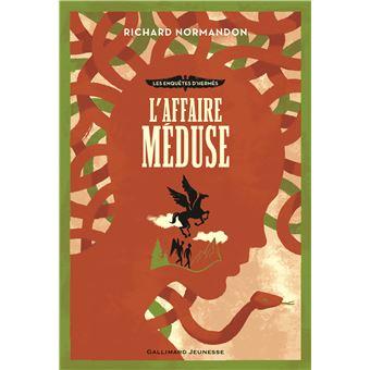 Les enquêtes d'HermèsL'affaire Méduse