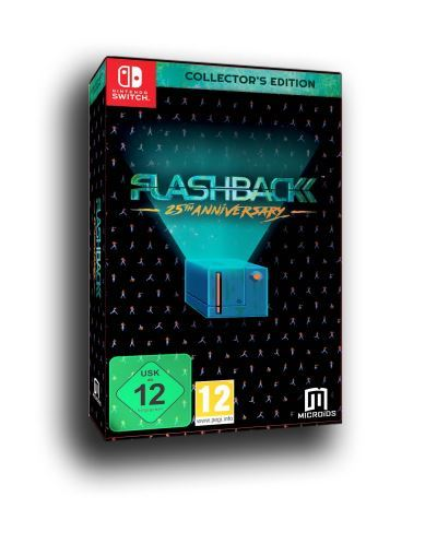 Flashback Edition anniversaire Nintendo Switch