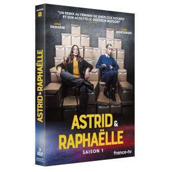 Astrid et RaphaëlleCoffret Astrid et Raphaëlle Saison 1 DVD