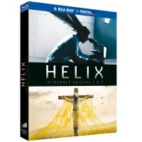 Coffret Helix Saisons 1 et 2 Blu-ray