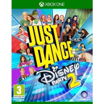 JUST DANCE DISNEY 2 FRA XBOX ONE