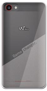 WIKO Coque Wiko Game Changer Transparent + Film Protecteur pou...