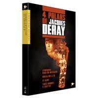 Coffret Jacques Deray 4 Films Edition Limitée DVD