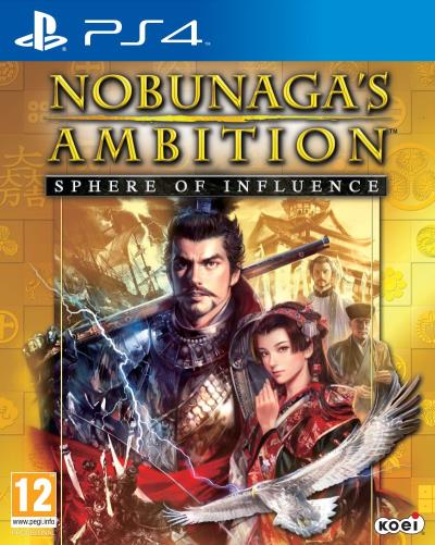 Nobunagas Ambition PS4 - PlayStation 4