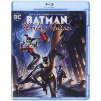 Batman and Harley Quinn Blu-ray