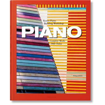 Piano l'oeuvre complet de 1966 a nos jours