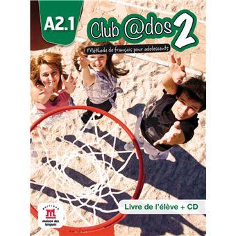Club@dos 2 livre eleve+cd