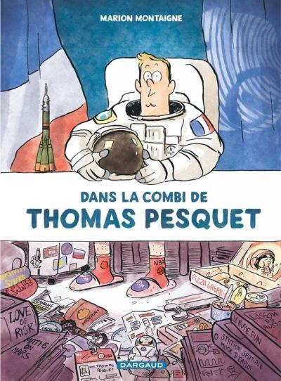 Dans la combi de Thomas Pesquet - 9782205170351 - 9,99 €