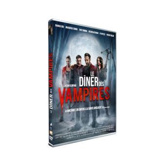 Le dîner des vampires DVD