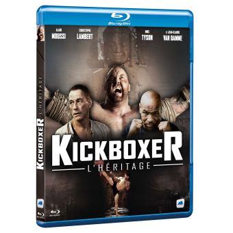 KickboxerKickboxer Retaliation Blu-ray