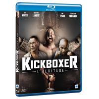 Kickboxer Retaliation Blu-ray