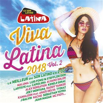 Viva Latina 2018 Volume 2