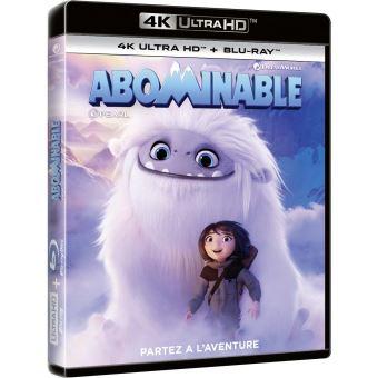 Abominable Blu-ray 4K Ultra HD