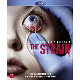 STRAIN THE S1-BIL-BLURAY