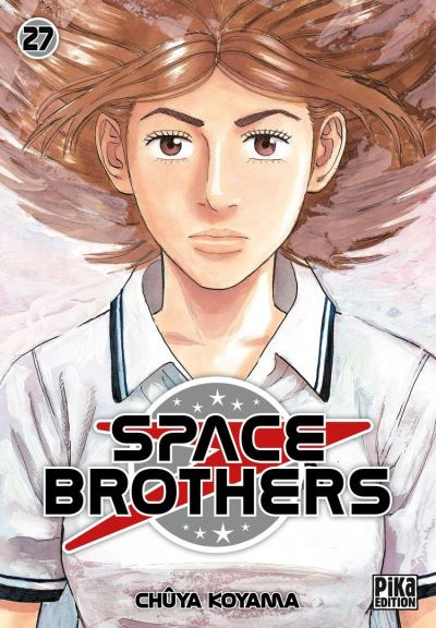 Space Brothers T27 - 9782811649173 - 4,49 €