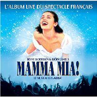 Mamma mia - L'album live du spectacle français