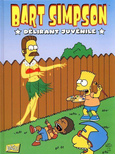 Bart Simpson - tome 5 Délirant junvénile