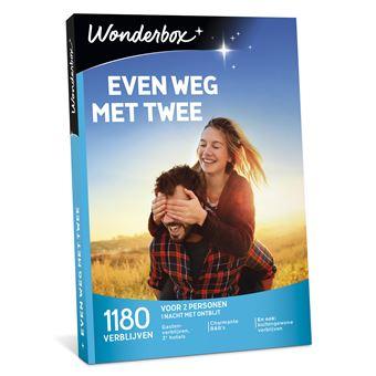 Wonderbox NL even weg met 2