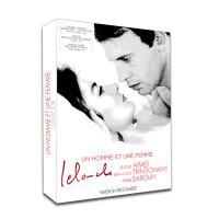 Un homme et une femme Edition Collector limitée Blu-ray