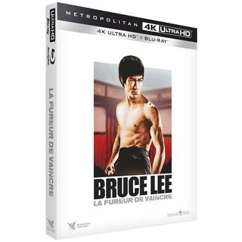 La Fureur de vaincre Combo Blu-ray 4K Ultra HD