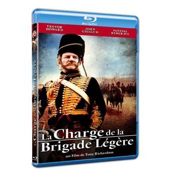 La charge de la Brigade Légère - Blu-Ray