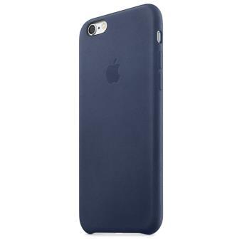 coque cuir bleu iphone 6