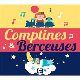 Comptines & berceuses/digipack