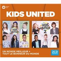 KIDS UNITED 2CD