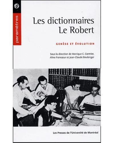 Les dictionnaires Le Robert