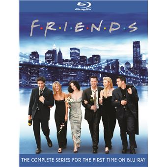 FRIENDS COMPLETE COLLECTION-NL FR