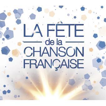 FETE DE LA CHANSON FRANCAISE 2016/5CD