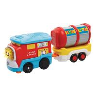 Le train Ruben et son wagon-citerne Tchou Tchou Bolides Vtech