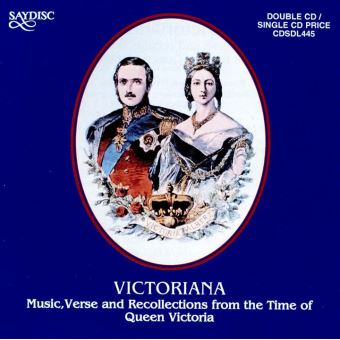 Victoriana/music verse and recollections from the time of