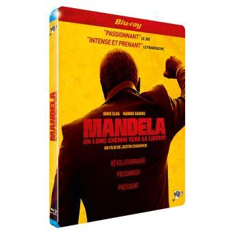 Mandela Un long chemin vers la liberté Blu-ray