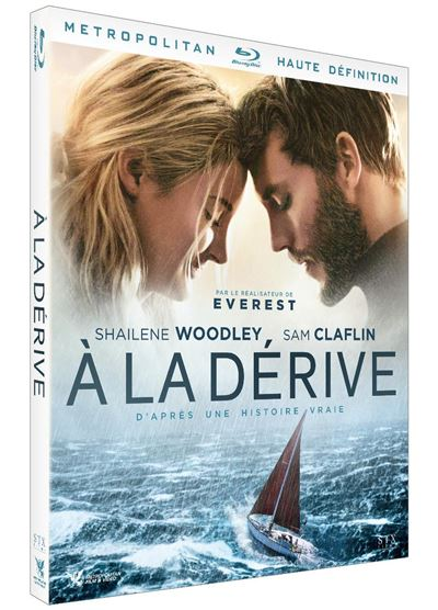 blu-ray du film À la dérive