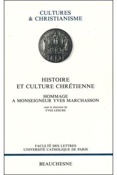 Histoire et culture chretienne