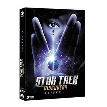 Star Trek DiscoveryStar Trek: Discovery Saison 1 DVD