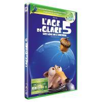 L'Âge de Glace 5 Les lois de l'Univers DVD