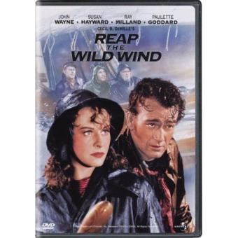 Reap the Wild Wind DVD