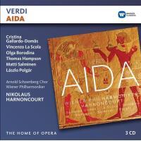 VERDI AIDA/3CD