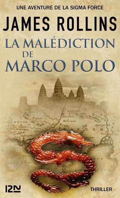 La Malédiction de Marco Polo - Une aventure de la Sigma Force - 9782265096639 - 9,99 €