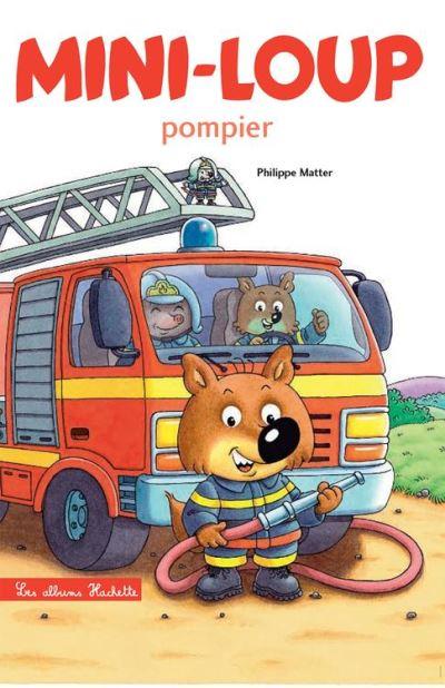 Mini-Loup pompier - 9782017023951 - 4,49 €