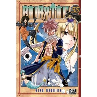 Fairy Tail Tome 55 Fairy Tail