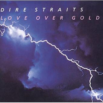 Love over gold, Edition rééditée