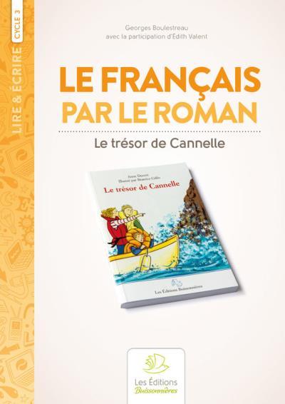 français par le roman