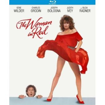 The Woman in Red Blu-ray