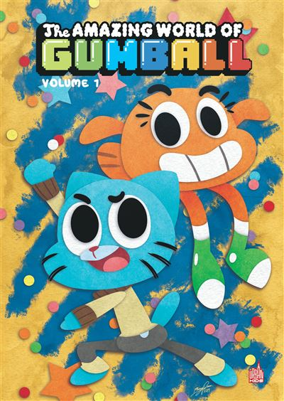 Le monde incroyable du Gumball
