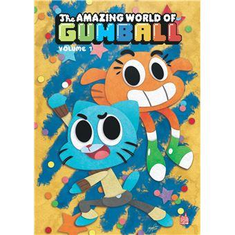 Le monde incroyable du GumballLe monde incroyable du Gumball
