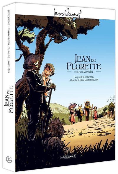 M. Pagnol en BD : Jean de Florette - Ecrin volumes 01 et 02