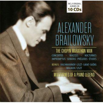 Milestones Of A Piano Legend The Chopin Marathon Man